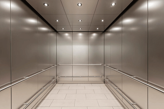 The Best Way To Light An Elevator Cab With Led Martek